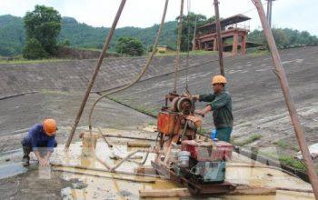 Đập Hồ Núi Cốc bị thấm, Thái Nguyên ban bố tình trạng khẩn cấp