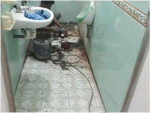 sửa chữa chống thấm nhà vệ sinh